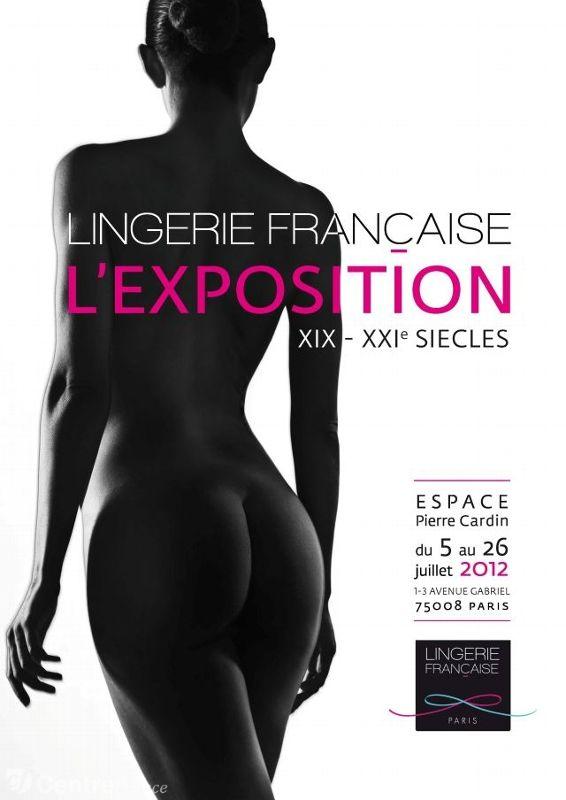 Exposition sur la lingerie française