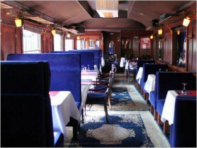 Le restaurant du Wagon Bleu