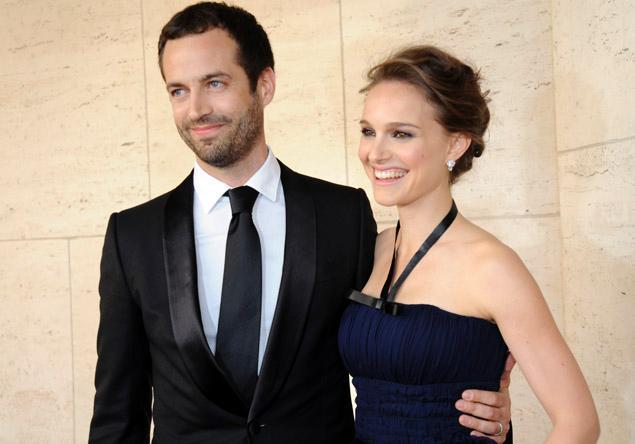 Natalie Portman S Est Mariée Métropolitaine