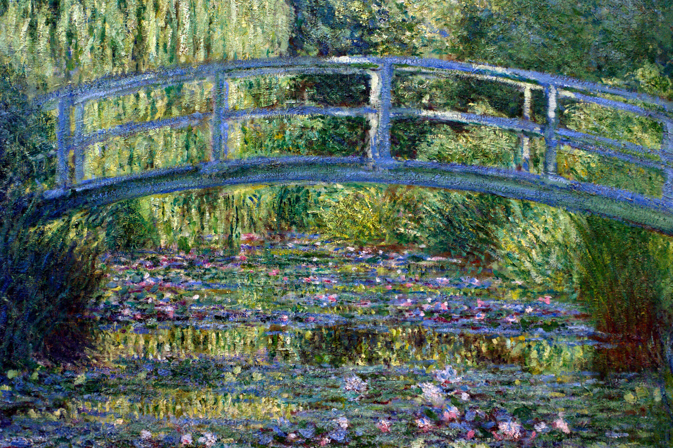 L'univers du peintre Monet et de la ville de Giverny dans un roman de Michel Bussi