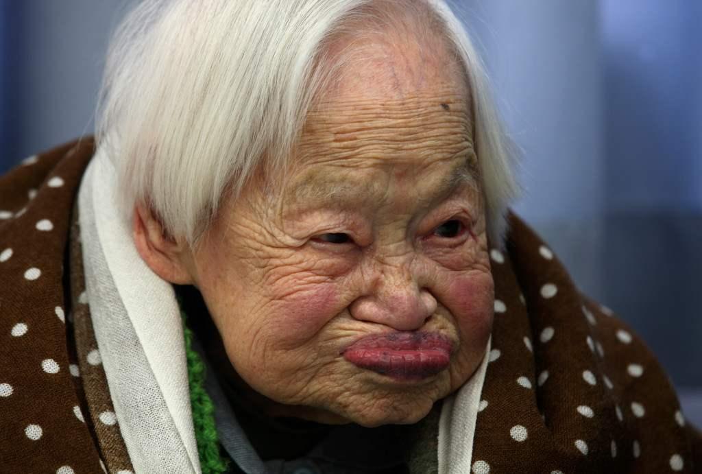 La plus vieille femme du monde 116 ans m tropolitaine for Maison du monde site officiel