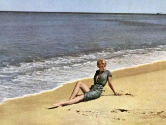 """La plage de Pampelonne (Saint-Tropez) dans """"Et Dieu créa la femme"""""""