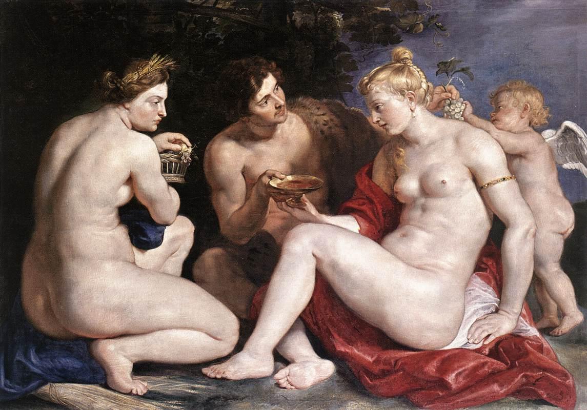 venus-cupidon-bacchus-et-ceres-rubens