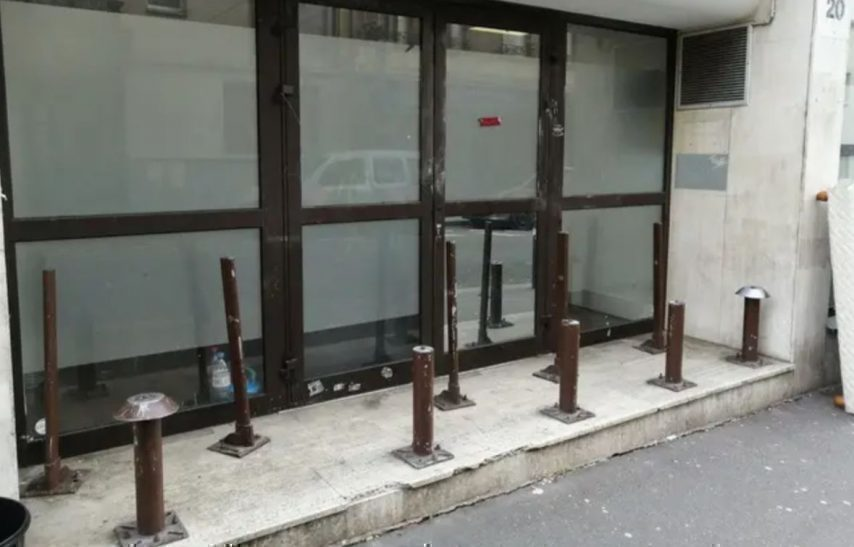 paris pic or 2020 dispositif anti-sdf agressif - Métropolitaine