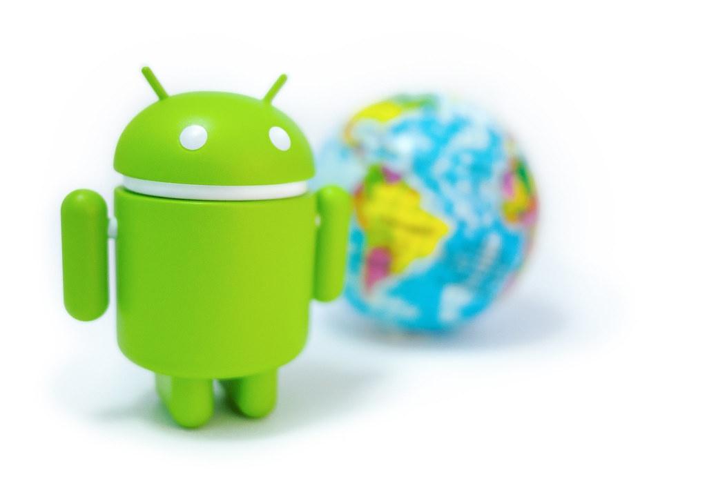 smartphone android google moteur recherche - Métropolitaine