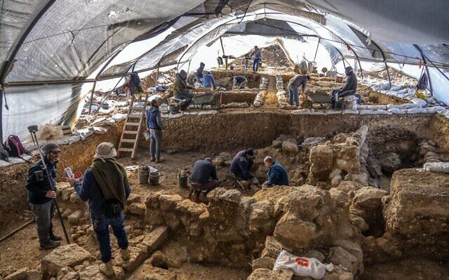 découvertes-israel-royaume-judée